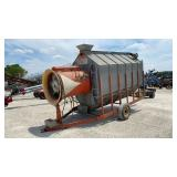 AB-128 Automatic Grain Dryer