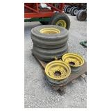 Misc Implement Tires & Wheels