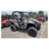 2013 Can-am XT Side by side