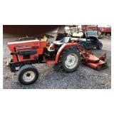 Allis Chalmers 5015 Tractor w/Mower