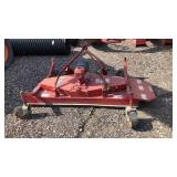 Sitrex finish mower SM-150 6
