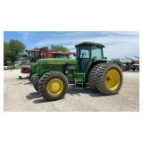 John Deere 4760 Tractor