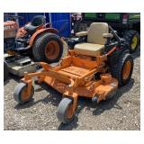 "Scag Tiger Cub 48"" ZT Mower"
