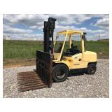 HYSTER H110XM PNEUMATIC FORKLIFT