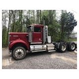 1999 KENWORTH W900 T/A TRUCK TRACTOR