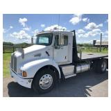 1998 KENWORTH T300 S/A FLATBED