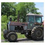 WHITE 2-105 FARM TRACTOR