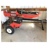 HUSKEE 77T LOG SPLITTER