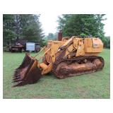 1968 CAT 955K CRAWLER LOADER