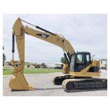 2009 CAT 321DL CR HYD EXCAVATOR