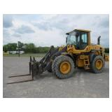 2012 VOLVO L60G WHEEL LOADER