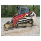 2015 TAKEUCHI TL10 SKID STEER