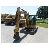CAT 305E2CR MINI EXCAVATOR
