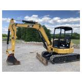 2014 CAT 305.5E2 CR MINI EXCAVATOR