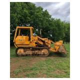 1973 CAT 955L CRAWLER LOADER