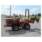 1985 DITCH WITCH 350SXDD CABLE PLOW