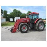 MCCORMICK MTX120 FARM TRACTOR