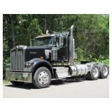 2012 KENWORTH W900B T/A TRUCK TRACTOR