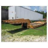 1957 FONTAINE 7P20SP T/A FIXED-NECK LOWBOY