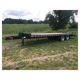 2004 BETTER BUILT DUAL T/A TAG TRAILER
