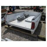 FORD F250 TRUCK BED