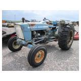 FORD 4000 FARM TRACTOR