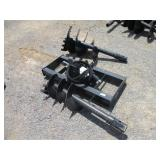 NEW WOLVERINE AUGER DIGGER ATTACH