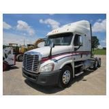 2013 FREIGHTLINER CASCADIA T/A TRUCK TRACTOR