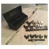 "1925 Park Metalware Wrench Set ""Xcel"""