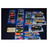 LOT OF ASSORTED HOT WHEELS
