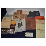 ASSORTED VINTAGE BOOKS
