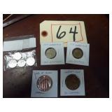 LATIN AMERICAN COINS