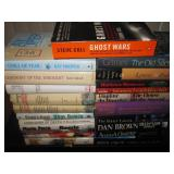 ASSORTED HARD BOUND BOOKS