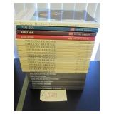 ASSORTED BOOKS ON AMERICAN HERITAGE & HISTORY