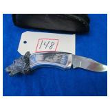 FRANKLIN MINT COLLECTOR KNIFE