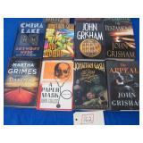 JOHN GRISHAM BOOKS AND MORE