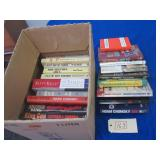 ASSORTED HARD AND SOFT BOUND BOOKS