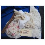 VINTAGE LINENS AND OTHER
