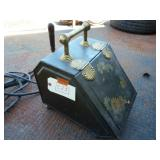 ANTIQUE COAL SCUTTLE WITH SCOOP