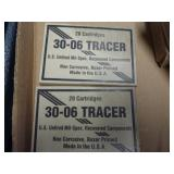 30-06 TRACER AMMO