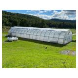 (1340) Greenhouse & Agricultural Equipment & Travel Trailer