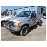 2001 Ford F350