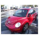 2006 Volkswagen New Beetle