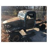 Barn Found 1941 Dodge WC Halfton and Misc. Militaria