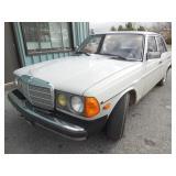 1983 Mercedes 240D