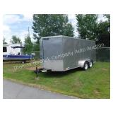 2016 Victory Trailers Enclosed Trailer