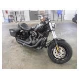 2014 Harley Davidson FXDF Fat Bob