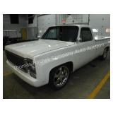 1978 Chevrolet 1/2 Ton Pick Up