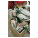 2nd very large box of Styrofoam duck decoys