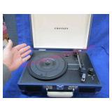 2014 crosley small record player (portable)